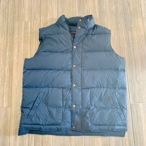 BRAND NEW Lands end XL vest